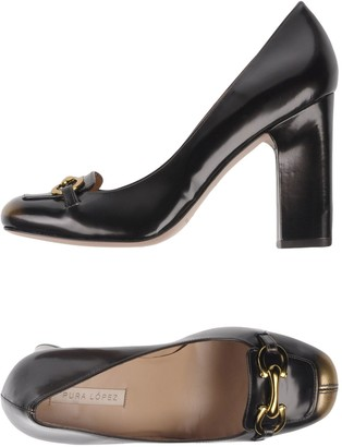 Pura Lopez Loafers
