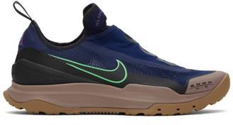 Nike Blue ACG Zoom Air Sneakers