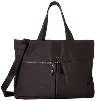 Knomo London Dalston Amsterdam Tote (Black) Tote Handbags