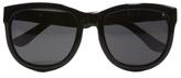 The Row Black Acetate Sunglasses