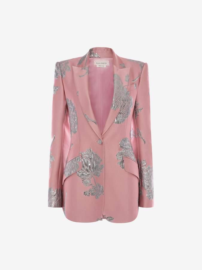 Alexander McQueen Northern Rose Jacket