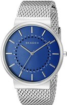 Skagen Men's SKW6234 Ancher Stainless Steel Mesh Watch
