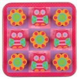 Stephen Joseph Magnetic Tic Tac Toe Sets - Owl
