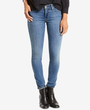 Levi's Women's 711 Skinny Jeans in Short Length