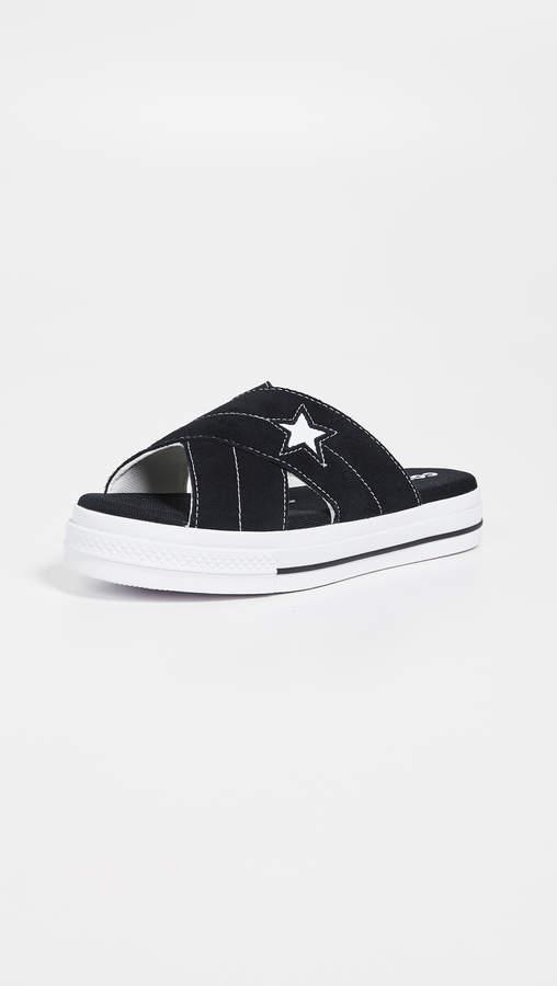 5cb69544007 Black White Platform Heels - ShopStyle