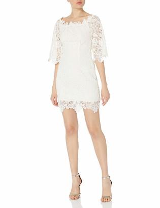 ASTR the Label ASTR Women's Madeline Lace Off The Shoulder Dress