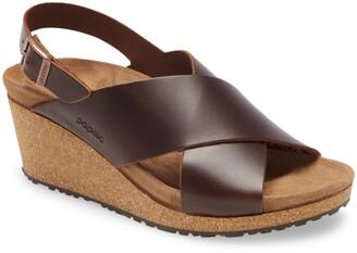 Birkenstock Samira Wedge Sandal