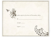 Minted Story Book RSVP Cards