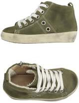 Leather Crown Low-tops & sneakers - Item 11009675