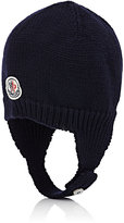Moncler Stockinette-Stitched Wool Hat