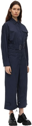 MONCLER GENIUS Cotton Jumpsuit