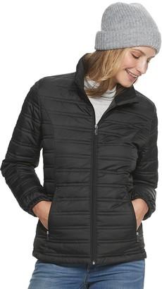 ZeroXposur Women's KARIAN Quilted Puffer Jacket