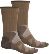 Lorpen Modal Hiker Socks - 2-Pack, Mid Calf (For Men and Women)