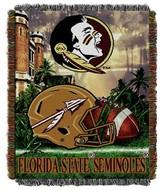 NCAA Florida State Seminoles Home Field Advantage College Throw