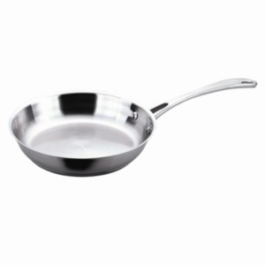 """Berghoff Copper Clad 8"""" Stainless Steel Fry Pan"""