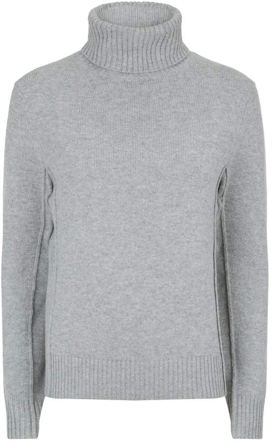 Chloé Cashmere Roll Neck Sweater