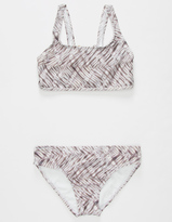 Reef Smoke Dye Girls Bikini Set