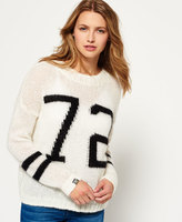 Superdry Madison Varsity Knit Jumper