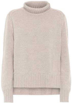S Max Mara Rubino wool and cashmere sweater
