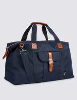 M&S Collection Casual Scuff Resistant Cordura® Holdall