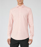 Reiss Figo Spread Collar Shirt