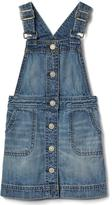 Gap Denim skirt overalls