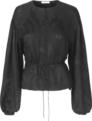 Stine Goya Sahara Top in Black Lace