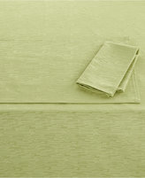 """Bardwil Continental Collection 60"""" X 102"""" Kiwi Tablecloth"""