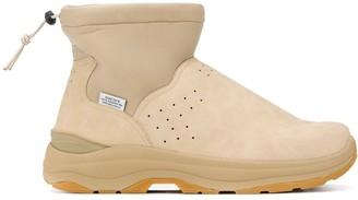 Suicoke Toe-Slot Ankle Boots