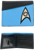 Bioworld Star Trek Science Bi-Fold Wallet