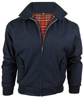 Mountain Pass Men's Vintage Harrington British Made Harrington Jacket