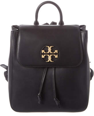 Tory Burch Miller Leather Backpack
