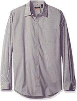 Van Heusen Men's Traveler Stretch Long Sleeve Non Iron Shirt