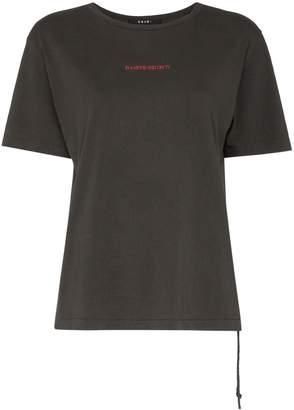 Ksubi Lyrical Lady T-shirt