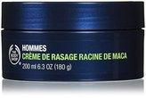 The Body Shop For Men Maca Root Shave Cream Regular, 6.3 Fluid Ounces