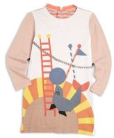 Stella McCartney Toddler's, Little Girl's & Girl's Circus Sea Lion Graphic Dress