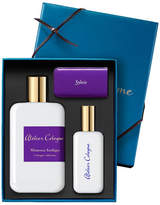 Atelier Cologne Mimosa Indigo Cologne Absolue, 200 mL with Personalized Travel Spray, 30 mL
