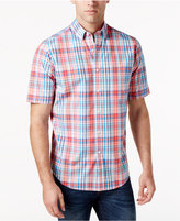 Club Room Men's Big and Tall Plaid Shirt, Only at Macy's