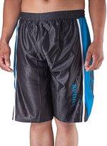 Ed Hardy Mens Snake Sweat Pants Shorts - Black