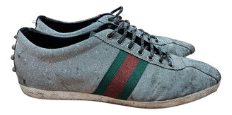 Gucci Silver Other Trainers