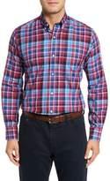 Tailorbyrd Men's Colfax Plaid Sport Shirt