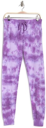 Theo And Spence Tie Dye Jogger Pants