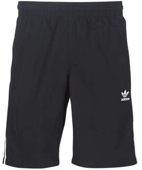 adidas 3-STRIPES SWIM men's Shorts in Black
