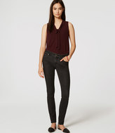 LOFT Tall Modern Skinny Jeans in Dark Grey Wash