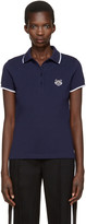 Kenzo Navy Tiger Patch Polo