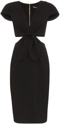 HANEY Phoebe cut-out dress