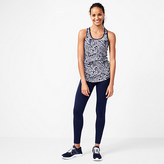 New Balance for J.Crew perfect tank top in paisley