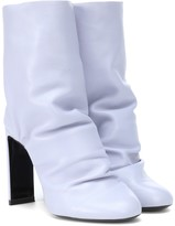 Nicholas Kirkwood D'Arcy 105 leather ankle boots