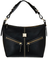 Dooney & Bourke Saffiano Leather Mary Hobo Bag