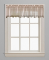 "CHF Leanne 56"" x 14"" Valance"